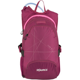 SOURCE Fuse Trinkrucksack 2+6l Purple/ Pink